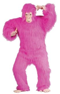 GORILLA ADULT COSTUME - PLUS SIZE