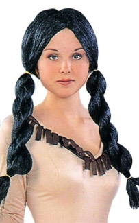 INDIAN BRAIDED WIG