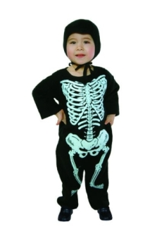 LIL BONES CHILD COSTUME