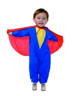 SUPER BOY CHILD COSTUME