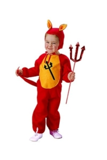 LI DEMON CHILD COSTUME