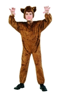 BROWN BEAR CHILD COSTUME