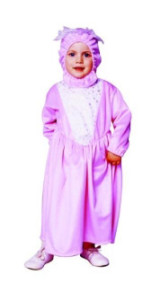 CUTE-T-PRINCESS CHILD COSTUME