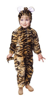 BABY TIGER CHILD COSTUME