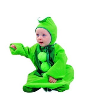 SWEET PEA CHILD COSTUME