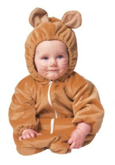 LIL BEAR CHILD COSTUME
