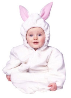 SWEET BUNNY CHILD COSTUME