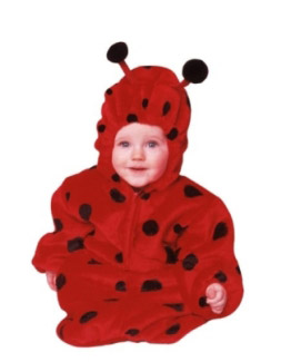 LILS LADY BUG CHILD COSTUME
