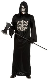 DARK REAPER ADULT ROBE