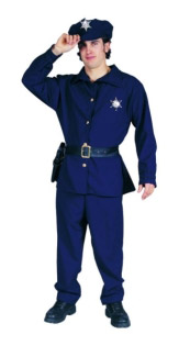 POLICEWOMAN ADULT COSTUME