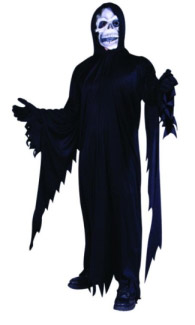 SCARING GHOUL ADULT ROBE