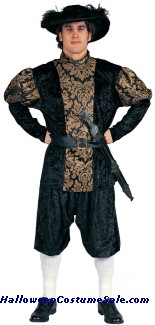 ROYAL KING ADULT COSTUME