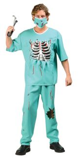 SCARY E.R. DOCTOR ADULT COSTUME
