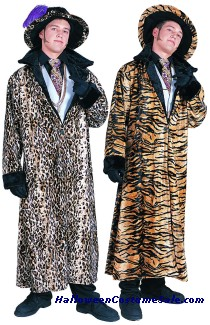 PIMP OVERCOAT ADULT COSTUME