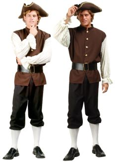 44.95 COLONIAL ...  sc 1 st  Halloween Costumes & Colonial Costume Halloween Fancy Dress