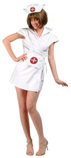 NURSE ADULT COSTUME