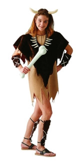VIKING GIRL ADULT COSTUME