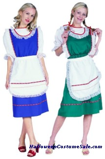 LADY BAVARIAN ADULT COSTUME