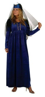 MEDIEVAL PRINCESS ADULT COSTUME