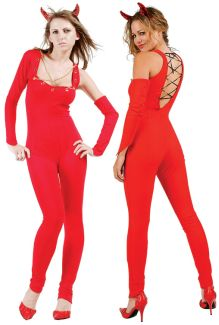NAUGHTY DEVIL ADULT COSTUME