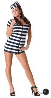 JAIL BAIT ADULT COSTUME