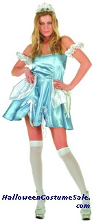CINDERELLA ADULT PLUS SIZE COSTUME
