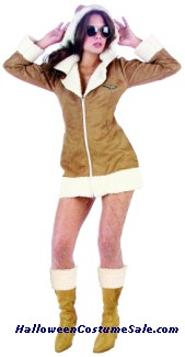 COOL AVIATRIX ADULT COSTUME