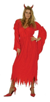 DEVIL MISTRESS ADULT COSTUME