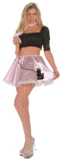 SEXY 50S ADULT COSTUME