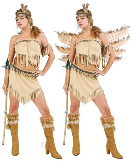 PRINCESS NAVAJO ADULT COSTUME