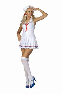 SAILORS DELIGHT ADULT COSTUME