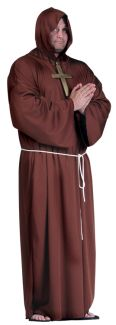 SUPER DLX HOODED ROBE, PLUS SIZE