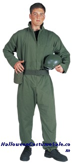 ARMY ADULT PLUS SIZE COSTUME