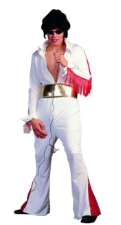 ROCK STAR ADULT COSTUME - PLUS SIZE
