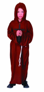 MONK CHILD COSTUME