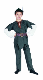 DELUXE ROBIN HOOD CHILD COSTUME