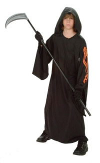 FLAME WARRIOR CHILD COSTUME