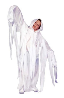 GHOSTLY GHOST CHILD COSTUME