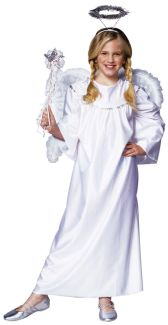 DELUXE ANGEL CHILD COSTUME