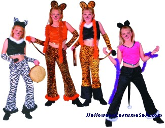 ROCK STAR GIRL CHILD COSTUME