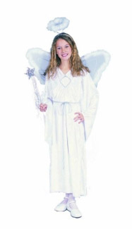 HEAVENLY ANGEL CHILD COSTUME