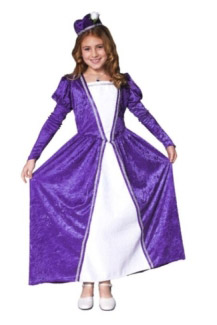 QUEEN ELIZABETH CHILD COSTUME