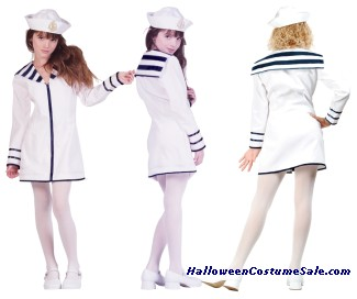 SAILOR GIRL TEEN COSTUME