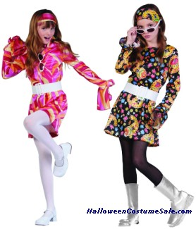 FLOWER GIRL CHILD COSTUME