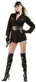 Special Agent Costume - Plus Size