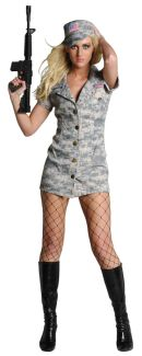 Desert Dolly Adult Costume - Plus Size