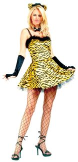 Honey Whiskers Adult Costume