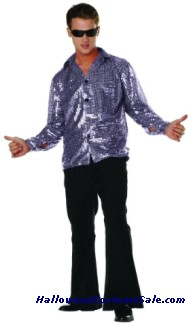 DISCO INFERNO ADULT COSTUME - Plus Size