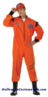 SHUTTLE HERO ADULT COSTUME - PLUS SIZE