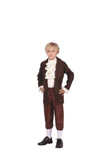 Thomas Jefferson Child Costume